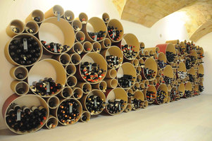 Eco-Friendly Wine Rack Esigo 8 | Manufacturer references | ESIGO