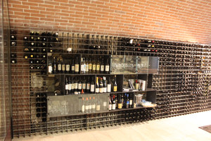 Steel Wine Rack Esigo 2 Net | Manufacturer references | ESIGO