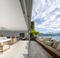 Urca Penthouse | Living space | Studio Arthur Casas