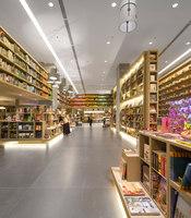 Saraiva Bookstore | Shop interiors | Studio Arthur Casas