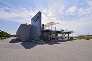 Audi Trainings Center ATC3 | Manufacturer references | OWA