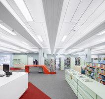 Bibliothek St. Lamberti | Manufacturer references | OWA
