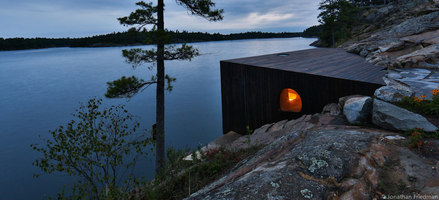 Grotto Sauna | Therapy centres / spas | PARTISANS