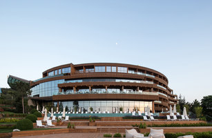 Eskisehir Rixos Spa & Thermal Hotel | Hôtels | GAD