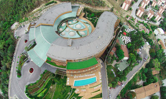 Eskisehir Rixos Spa & Thermal Hotel | Hoteles | GAD