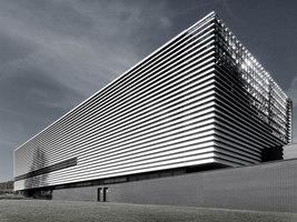 University Hospitals Leuven Data Centre, Gasthuisberg Campus | Manufacturer references | EQUITONE