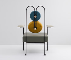 BIS Lounge chair | Prototypes | Mario Milana