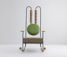 Rulla Rocking chair | Prototypes | Mario Milana