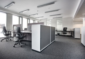 ZF Friedrichshafen AG, Passau | Office facilities | Chairholder