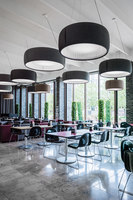 Charlottehaven Hotel | Manufacturer references | LUCEPLAN