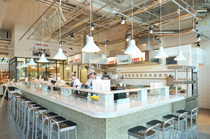 Eataly | Manufacturer references | LUCEPLAN
