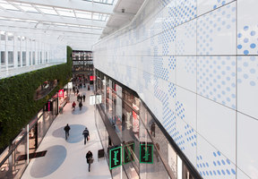 De Passage The Hague | Manufacturer references | Mosa reference projects