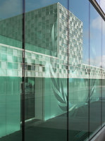 International Criminal Court The Hague | Manufacturer references | Mosa reference projects