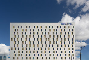 Novotel Hoofddorp | Manufacturer references | Mosa reference projects