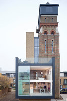Water Tower London | Manufacturer references | Mosa reference projects
