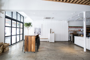 Sweetgreen, Brooklyn | Manufacturer references | Uhuru Design