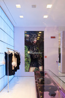 Showroom Blumarine | Manufacturer references | Buzzi&Buzzi reference projects