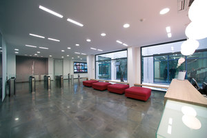San Pellegrino - The Milan Headquarters | Manufacturer references | Buzzi&Buzzi reference projects