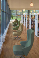 Amhults Library, Gothenburg | Manufacturer references | Swedese