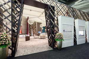 Darwish Holding, Modern Home Qatar | Stands d'exposition | DOBAS AG