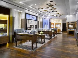 Dusak Hodinar & Zlatinik | Shop-Interieurs | DOBAS AG