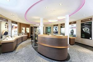 Letta AG - Uhren und Schmuck | Shop interiors | DOBAS AG