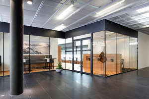 City West, Chur | Manufacturer references | Forster Profile Systems