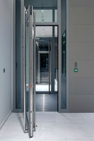 Embassy of Belgium, Athens | Manufacturer references | Forster Profile Systems