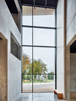 Le Signe / Nationales Grafikzentrum, Chaumont | Herstellerreferenzen | Forster Profile Systems