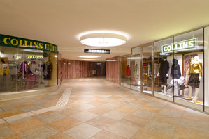 Karlsplatzpassage, Wien | Manufacturer references | Forster Profile Systems