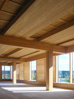 Wood Innovation Design Centre | Office buildings | MGA | MICHAEL GREEN ARCHITECTURE