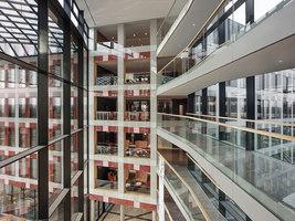 Hauptverwaltung Ernst & Young, Luxemburg | Manufacturer references | Glas Marte