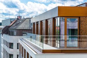 Geschäftshaus am Oberanger, München | Manufacturer references | Glas Marte