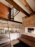 Brick House | Semi-detached houses | Azevedo Design, Inc.