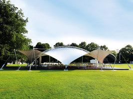 German President`s Summer Party, Bellevue Palace Park   Manufacturer references   MDT-tex