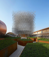 UK Pavilion | Temporary structures | Wolfgang Buttress