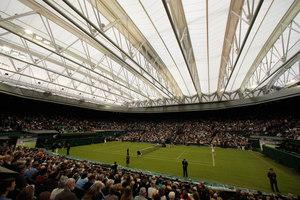 Retractable roof on Centre Court, Wimbledon | Manufacturer references | Sefar