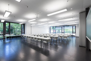 KIT learning centre on Karlsruhe Campus South | Manufacturer references | Brunner