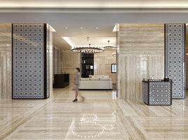 Fiandre – Fraser Suites Doha | Manufacturer references | GranitiFiandre