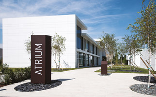 Atrium | Manufacturer references | GranitiFiandre