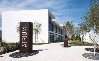 Atrium | Herstellerreferenzen | GranitiFiandre