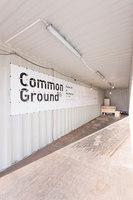 Common Ground | Temporary structures | BUREAU A