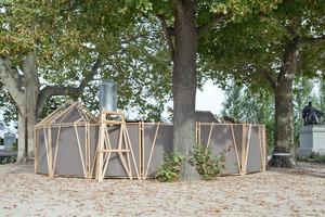 MONTE VERITA | Temporary structures | BUREAU A