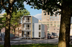 Urban Post Disaster Housing Prototype | Urbanizaciones | Garrison Architects