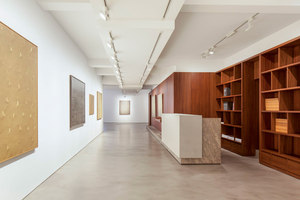 Olivier Malingue Gallery | Museen | UberRaum Architects