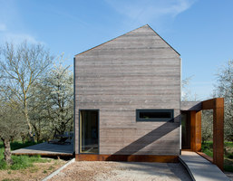 Cherry Blossom House | Casas Unifamiliares | UberRaum Architects