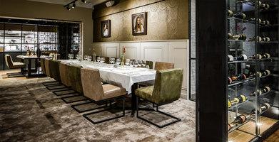 Restaurant De Hoefslag | Manufacturer references | Arte