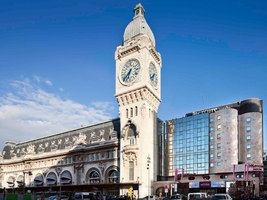Hotel Mercure Paris Gare de Lyon TGV | Manufacturer references | Arte reference projects