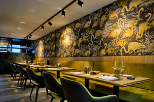 Restaurant Villared | Manufacturer references | Arte reference projects