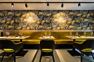 Restaurant Villared | Manufacturer references | Arte